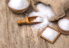 Cách dùng muối rang giảm mỡ bụng