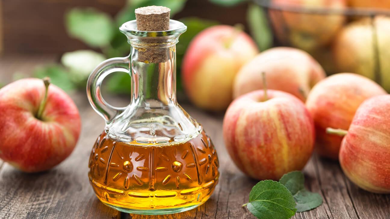 Dấm táo làm đẹp da và hạn chế tích tụ mỡ thừa