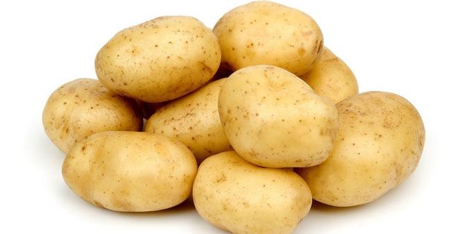 căng da mặt bằng khoai tây