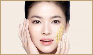 5 cách căng da mặt tự nhiên